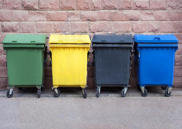 Mülltonnenservice